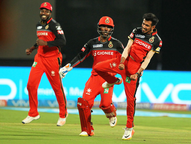 Royal Challengers Bangalore will hope that spinner Yuzvendra Chahal comes good again in the match against Kings XI Punjab on Monday