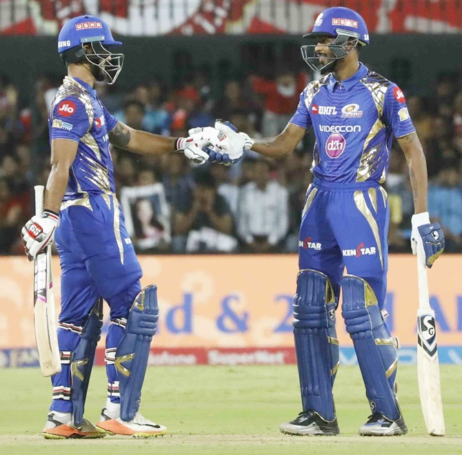 Rediff Cricket - Indian cricket - Here's why Daredevils should be worried against Mumbai Indians...