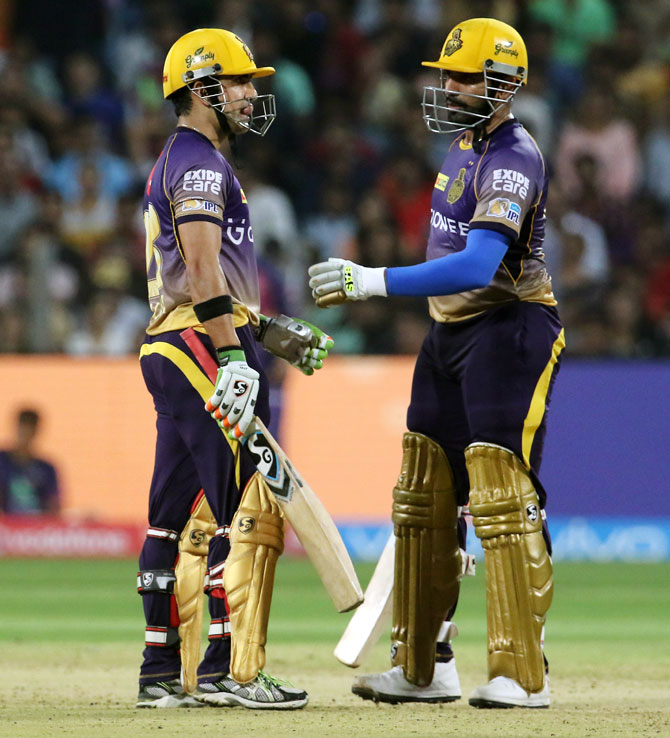 Rediff Cricket - Indian cricket - Watch out for KKR! They can chase any target