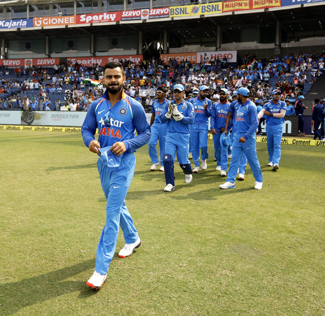 Select Champions Trophy Squad Immediately COA To BCCI