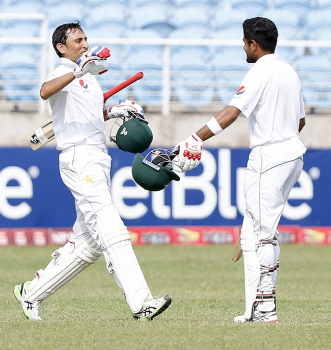 Rediff Cricket - Indian cricket - Yasir spins Pakistan to victory over Windies