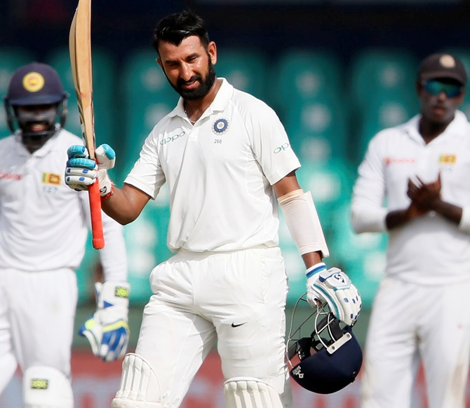 Rediff Cricket - Indian cricket - INTERESTING numbers from Colombo Test, Day 1
