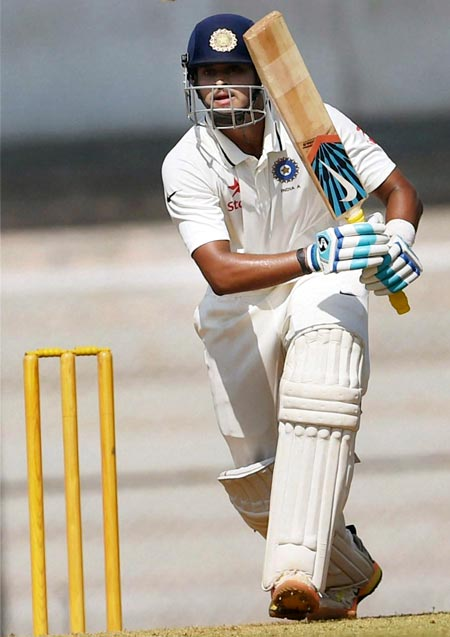 Rediff Cricket - Indian cricket - Iyer slams century to power India 'A' to tri-series title