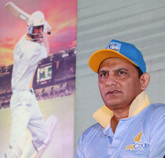 Rediff Cricket - Indian cricket - Kumble took the right decision: Azhar
