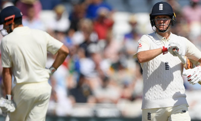 Rediff Cricket - Indian cricket - Is this England's 'worst ever' top order?