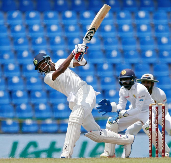 Rediff Cricket - Indian cricket - 'Pandya can be the next Kapil Dev if he stays grounded'
