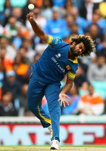 Rediff Cricket - Indian cricket - Malinga boost for Sri Lanka for ODI series against India