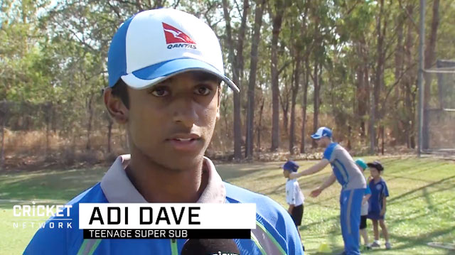 Rediff Cricket - Indian cricket - When this Indian origin Aus cricketer grabbed the spotlight