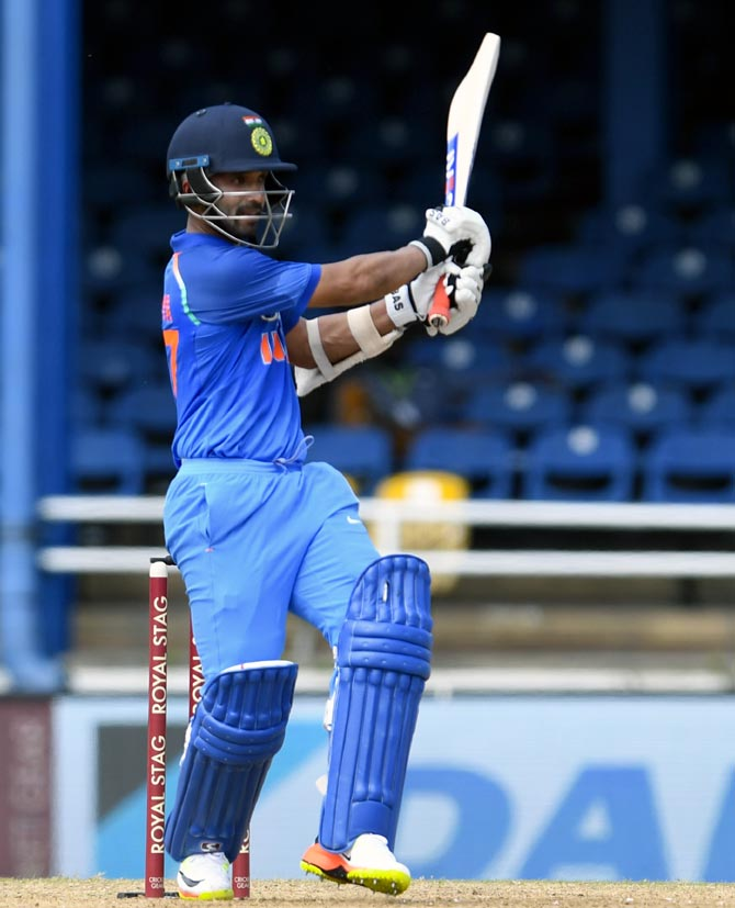 Rediff Cricket - Indian cricket - Select Team: Should India pick Rahane for 1st ODI?