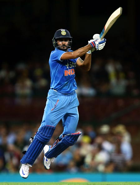 Rediff Cricket - Indian cricket - With Rahul at No. 4, Pandey ready to wait for his chance