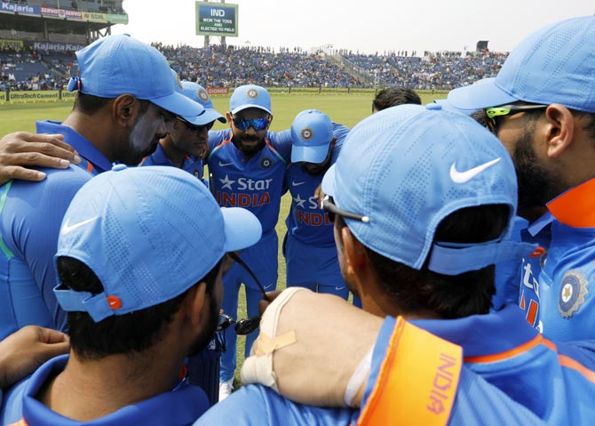 Rediff Cricket - Indian cricket - 'India will continue to be the No. 1 team in the world'