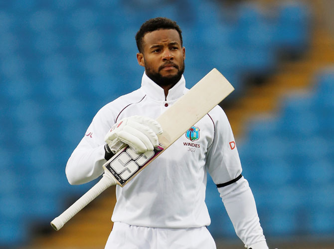 Rediff Cricket - Indian cricket - Shai proud to breathe fresh Hope into Windies cricket