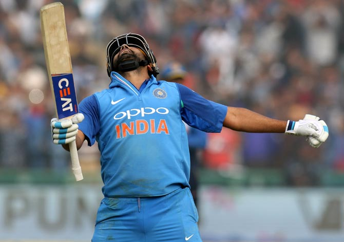The Ro 'Hit' Show: Opener smashes hat-trick of ODI double ...