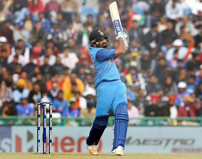 Rediff Cricket - Indian cricket - Numbers Game: Plethora of records for run machine Rohit