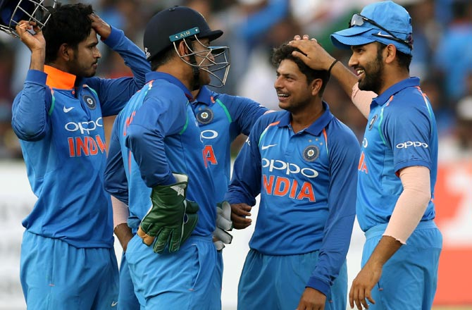 Rediff Cricket - Indian cricket - Numbers Game: High-flying India continue record-breaking run