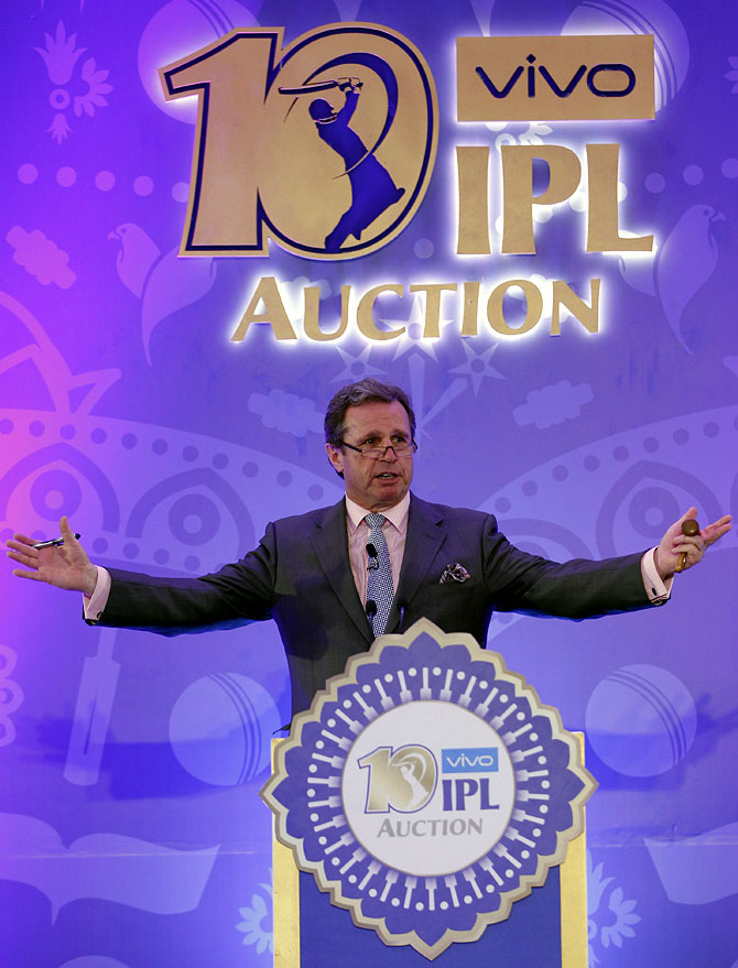Rediff Cricket - Indian cricket - Fun numbers from IPL Auction 2017