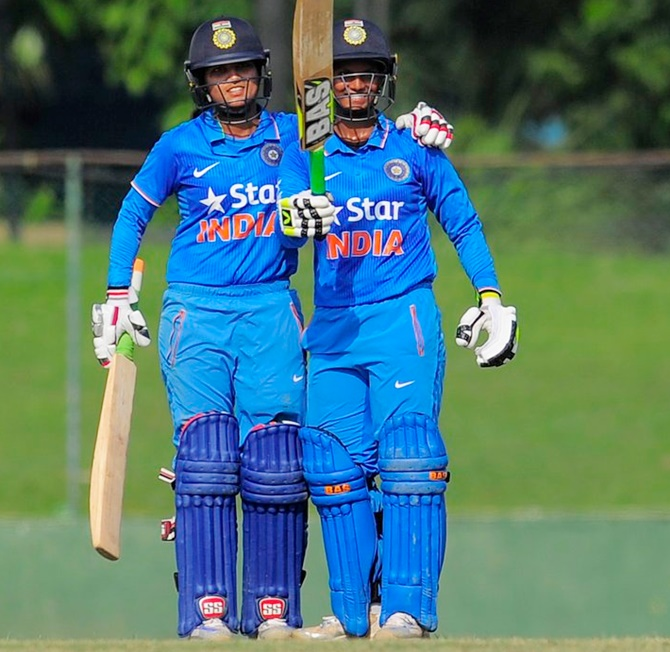 cricket and the indian woman Indian women's cricket team with their hard work helped to put the spotlight on their game and show how they succeeded this year in the face of challenges.