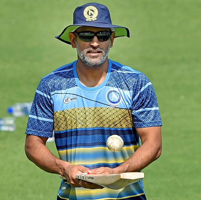 Rediff Cricket - Indian cricket - Dhoni in trouble? He is no automatic choice, says chief selector
