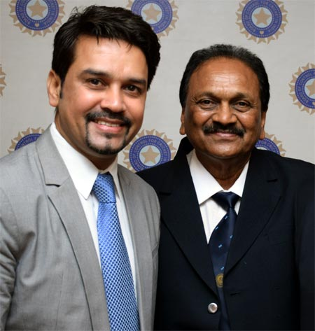 Will implement Lodha reforms right away: Andhra Cricket chief Gangaraju