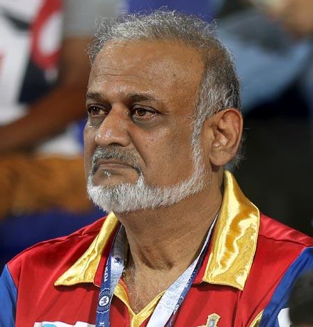 Brijesh Patel resigns as KSCA falls in line with Lodha reforms