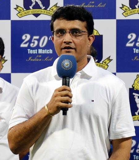 Gavaskar wants Ganguly to take over as interim BCCI president