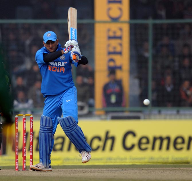 Rediff Cricket - Indian cricket - Team India's ideal batting combination is a conundrum