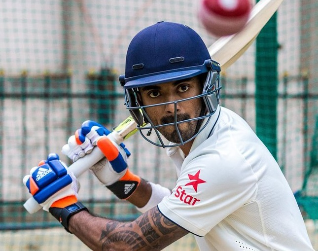 Rediff Sports - Cricket, Indian hockey, Tennis, Football, Chess, Golf - Sri Lanka v India: KL Rahul to miss first Test
