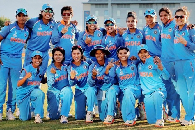 Rediff Sports - Cricket, Indian hockey, Tennis, Football, Chess, Golf - Mithali Raj decodes the World Cup final loss