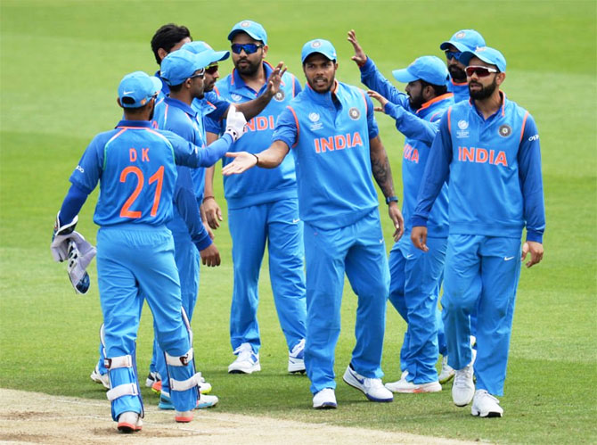 India will look to break their Champions Trophy jinx against arch-rivals Pakistan in their campaign opener on Sunday