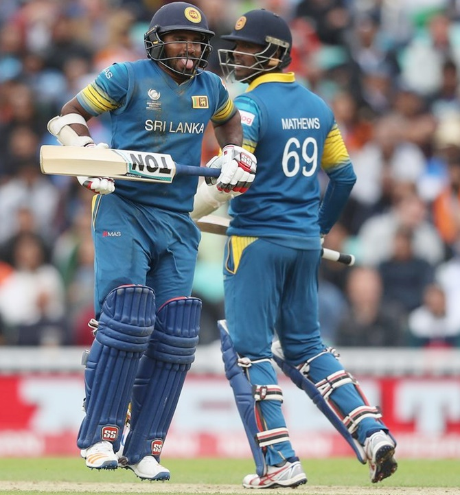 Rediff Cricket - Indian cricket - Numbers Game: Of Sri Lanka's record chase and Dhawan's ton