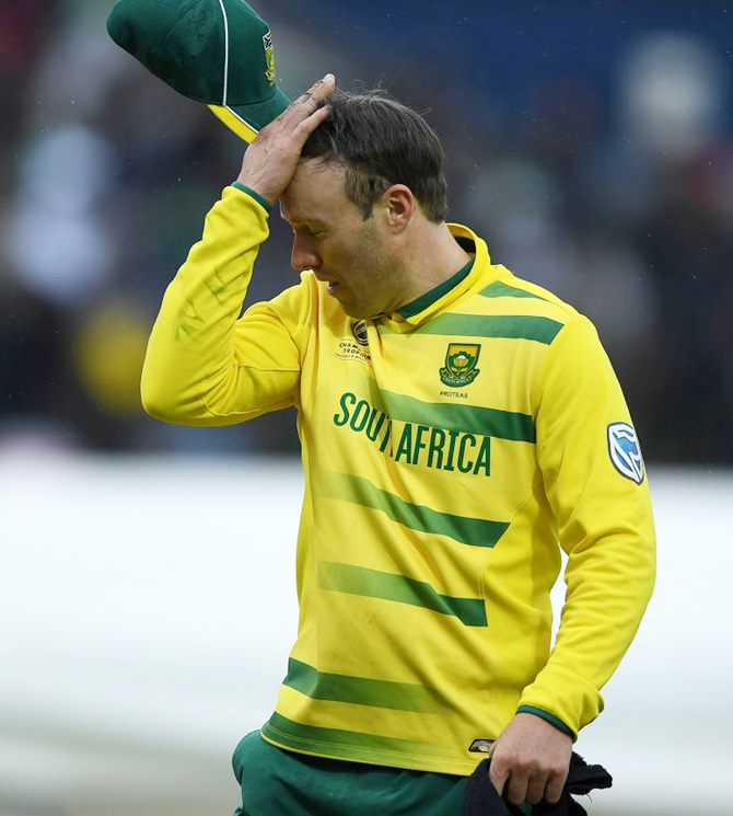 Rediff Cricket - Indian cricket - Why South Africa are Cricket's Chokers