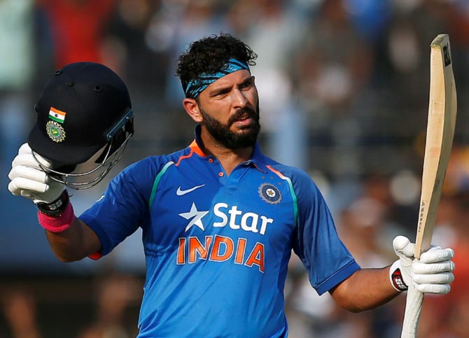 Rediff Cricket - Indian cricket - Yuvraj Singh: All good things come to an end