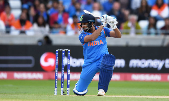 Rohit Sharma moved up to the 10th spot in the ICC ODI Rankings for batsmen