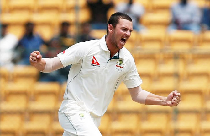 Rediff Cricket - Indian cricket - What Aussies need to do to gain upper hand