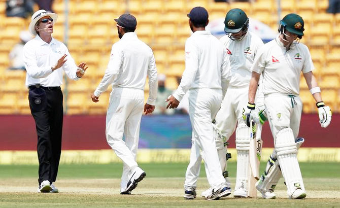 Rediff Cricket - Indian cricket - No love lost between India and Aus -- When rows overshadowed cricket