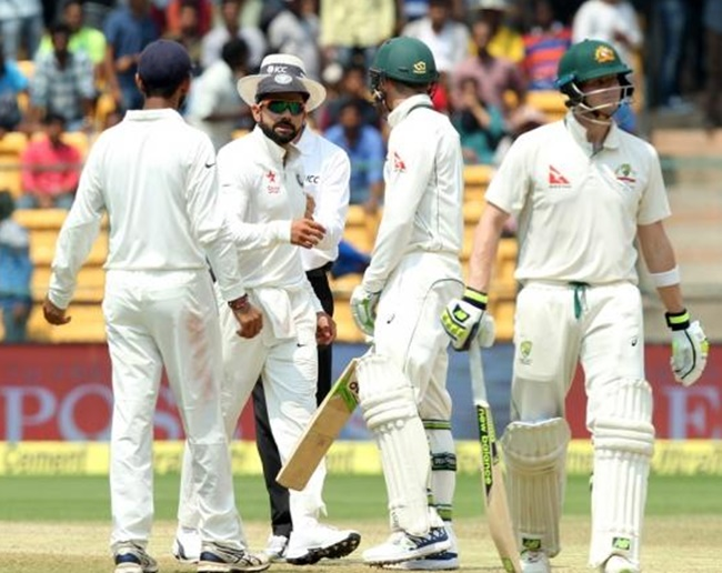Rediff Cricket - Indian cricket - Here's a perfect recipe for a good Test series...