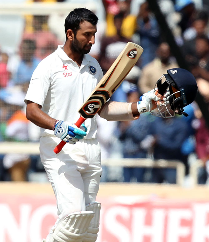 Rediff Sports - Cricket, Indian hockey, Tennis, Football, Chess, Golf - Stats: INTERESTING numbers from Ranchi Test, Day 3