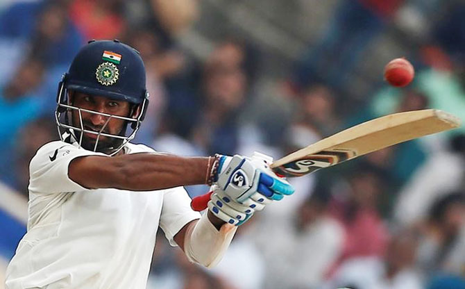 Cheteshwar Pujara is a 'priceless' player in captain Virat Kohli's words