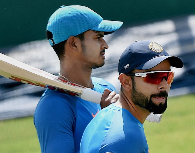Rediff Cricket - Indian cricket - Kohli should play if team management wants him, feels Gavaskar