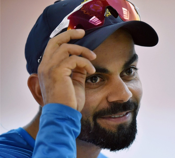 Rediff Cricket - Indian cricket - Good luck, haters! I have no regrets, says Kohli