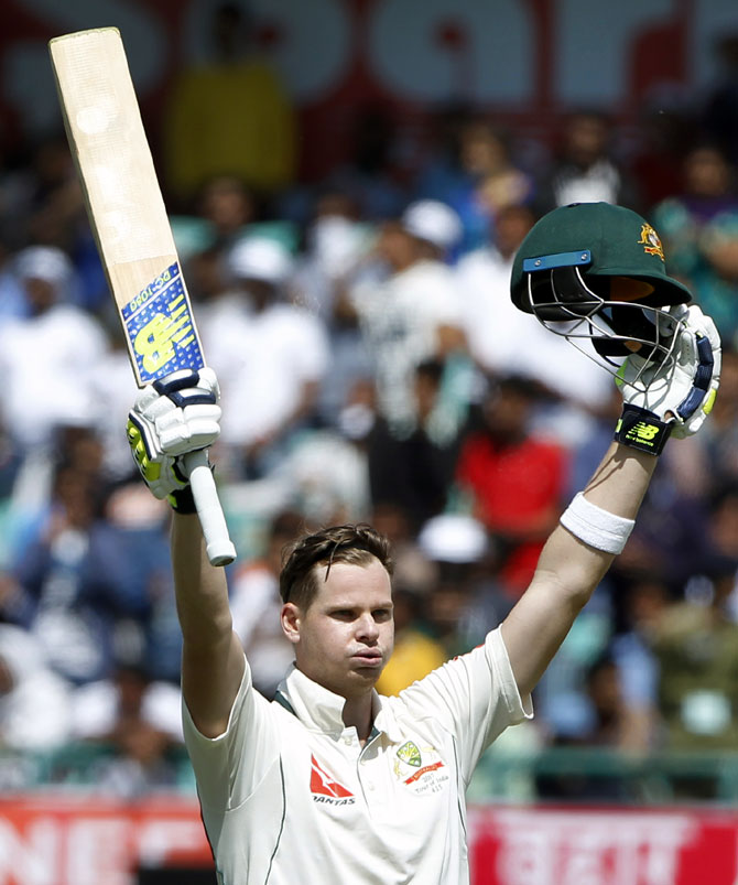 Rediff Cricket - Indian cricket - Can Smith surpass Sachin Tendulkar's record?