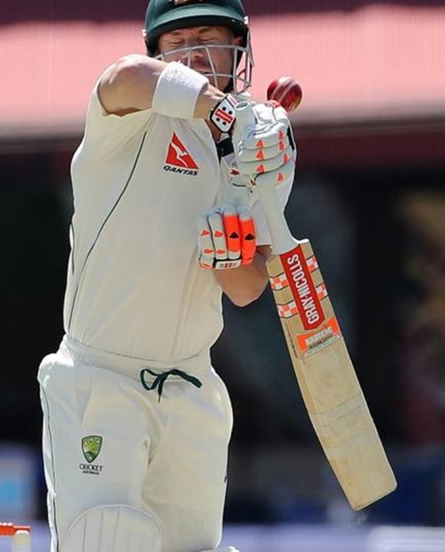 Rediff Cricket - Indian cricket - Did Warner put himself under too much pressure?
