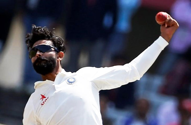Rediff Cricket - Indian cricket - Renewed Jadeja, lethal Umesh add much-needed depth to Test team