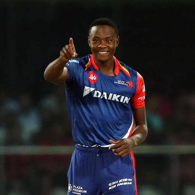 Kagiso Rabada has been ruled out of the IPL because of injury