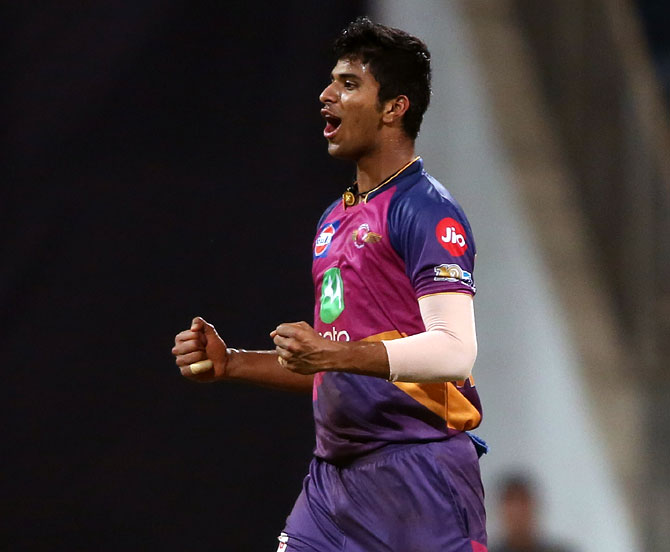 Indian youngster Washington Sundar has played under Steve Smith for Pune Supergiants in the IPL