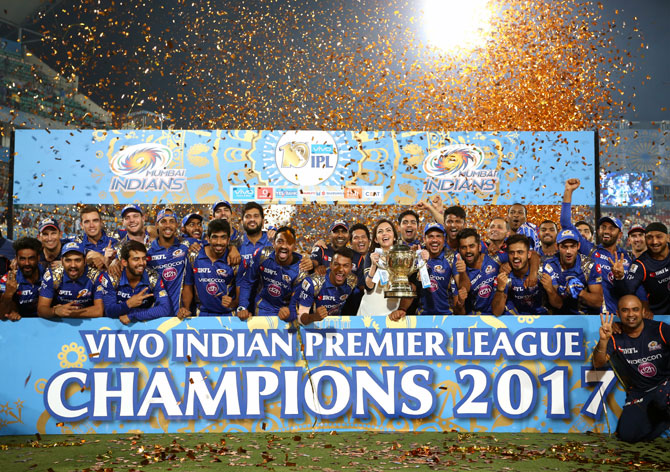 Rediff Cricket - Indian cricket - All you want to know about IPL 10