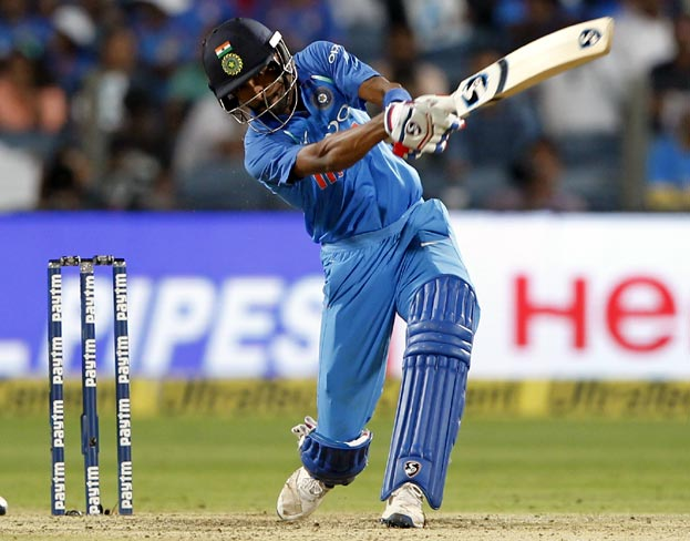 Rediff Cricket - Indian cricket - Hardik Pandya, MVP, India-Australia ODI series