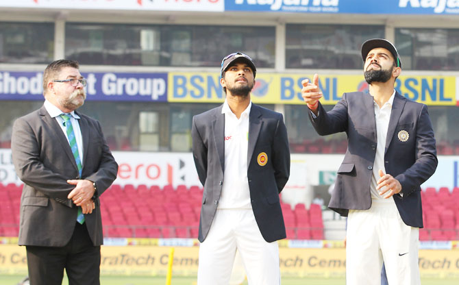 Rediff Cricket - Indian cricket - Factfile: India v Sri Lanka 3rd Test in Delhi