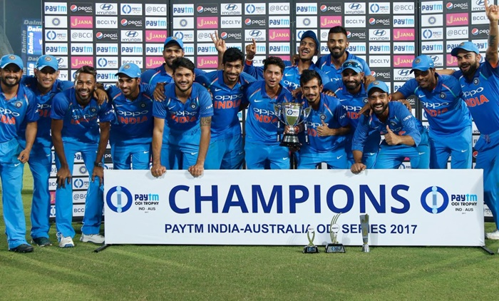 Rediff Cricket - Indian cricket - Why India-Aus series was sensational!