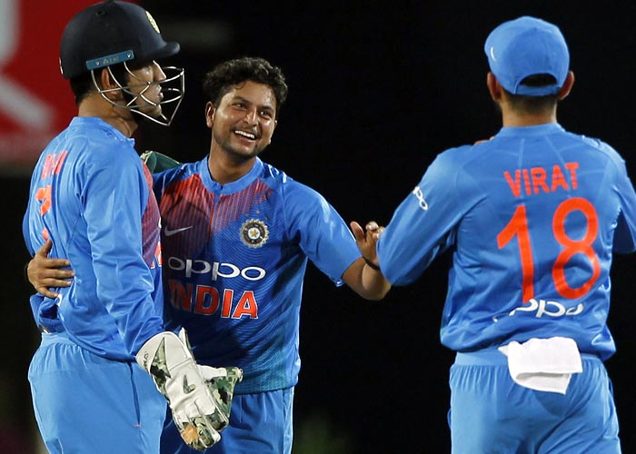 Rediff Cricket - Indian cricket - Numbers Game: India's landmark victory and Kuldeep's memorable moment